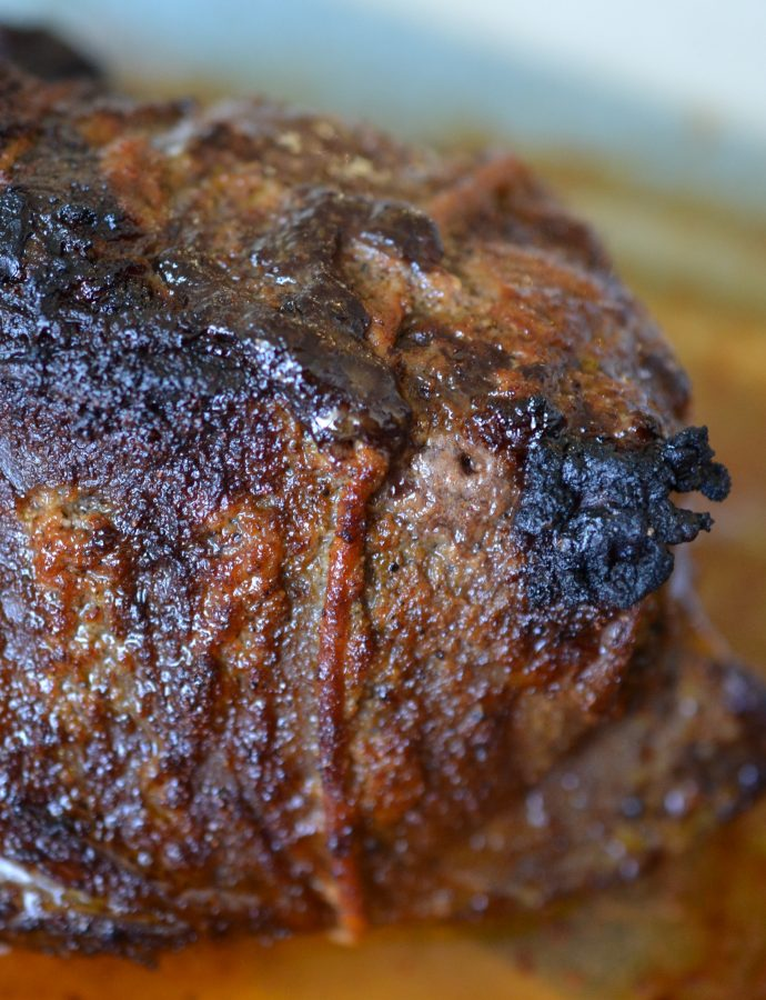 Bison Top Sirloin Roast